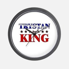 TRYSTAN for king Wall Clock