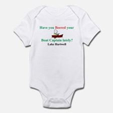 Have you Beered? Infant Bodysuit