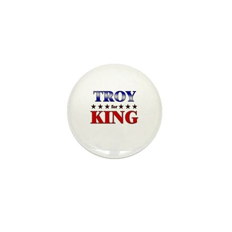 TROY for king Mini Button (10 pack)