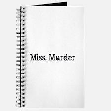 Miss. Murder Journal