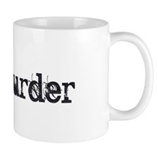 Miss. Murder Coffee Mug