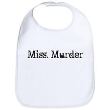 Miss. Murder Bib