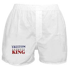 TRISTON for king Boxer Shorts