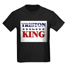 TRISTON for king T