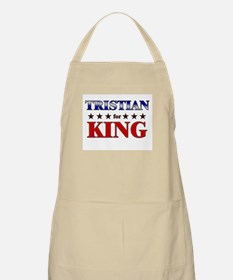 TRISTIAN for king BBQ Apron