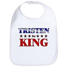 TRISTEN for king Bib