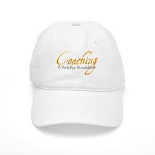 Possibilities: Orange and Gra Baseball Cap