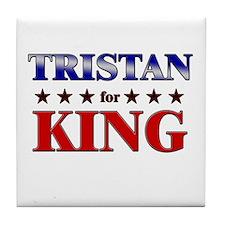 TRISTAN for king Tile Coaster