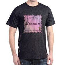 Komondor Shopping T-Shirt