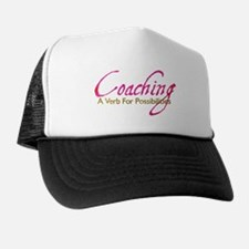 Possibilities: Pink & Mocha Trucker Hat