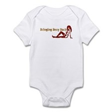Sexy Back Infant Bodysuit