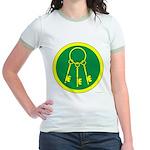 Chatelaine Jr. Ringer T-Shirt
