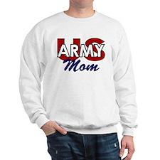 US Army Mom - Patriotic Sweatshirt