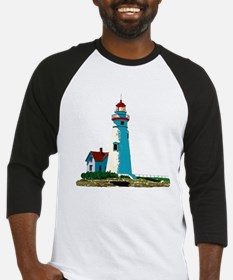 Marblehead Lighthouse Baseball Jersey