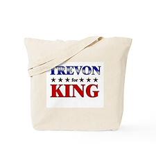 TREVON for king Tote Bag