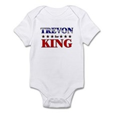 TREVON for king Infant Bodysuit
