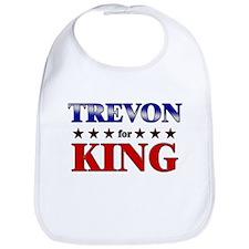 TREVON for king Bib