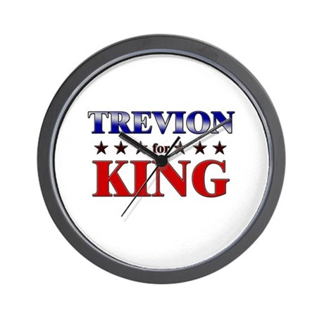 TREVION for king Wall Clock