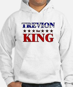 TREVION for king Hoodie