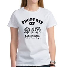 Property of Fish & Game Tee