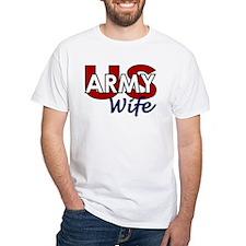 US Army Wife - Patriotic Shirt