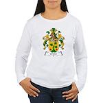 Gruter Family Crest Women's Long Sleeve T-Shirt