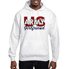 US Army Girlfriend - Patrioti Hoodie