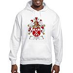 Grubel Family Crest Hooded Sweatshirt