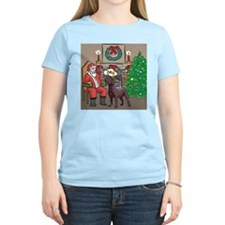 What A Lab Wants For Christmas T-Shirt