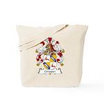 Gropper Family Crest Tote Bag