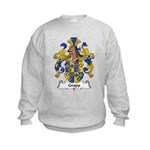 Gropp Family Crest Kids Sweatshirt
