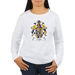 Gropp Family Crest Women's Long Sleeve T-Shirt