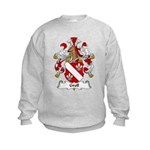 Groll Family Crest Kids Sweatshirt