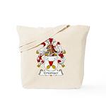 Griesinger Family Crest Tote Bag
