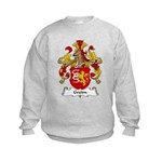 Greim Family Crest Kids Sweatshirt