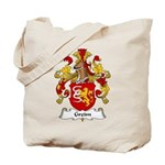 Greim Family Crest Tote Bag