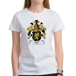 Greif Family Crest Women's T-Shirt