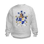 Graner Family Crest Kids Sweatshirt