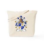 Graner Family Crest Tote Bag