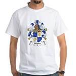Graner Family Crest White T-Shirt