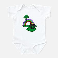 St Patricks Day Infant Bodysuit