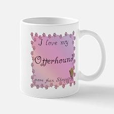 Otterhound Shopping Mug