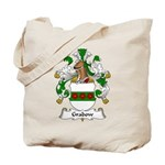 Grabow Family Crest Tote Bag