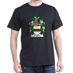 Grabow Family Crest Dark T-Shirt