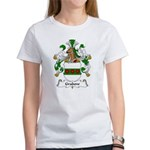 Grabow Family Crest Women's T-Shirt
