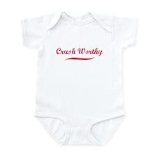 Crush Worthy Infant Bodysuit
