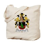 Grabenbauer Family Crest Tote Bag