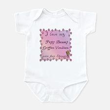 PBGV Shopping Infant Bodysuit