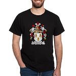 Gottschalk Family Crest Dark T-Shirt