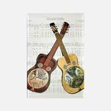 Dobro and loving it Rectangle Magnet (10 pack)